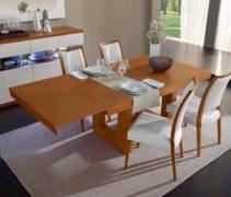 Angel - Sala de Jantar Sophia - mesa completa